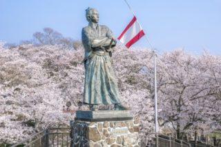 【満開日は?開花速報2021!】「風頭公園の桜2021」(長崎市)~駐車場あります!