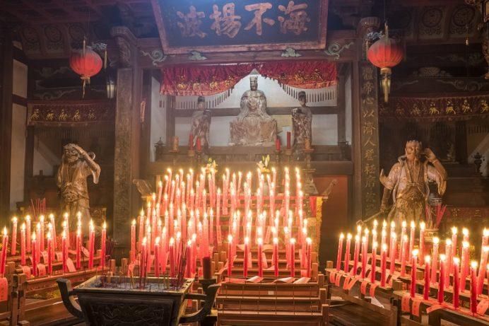 長崎ランタンフェスティバル(崇福寺会場)の元宵節