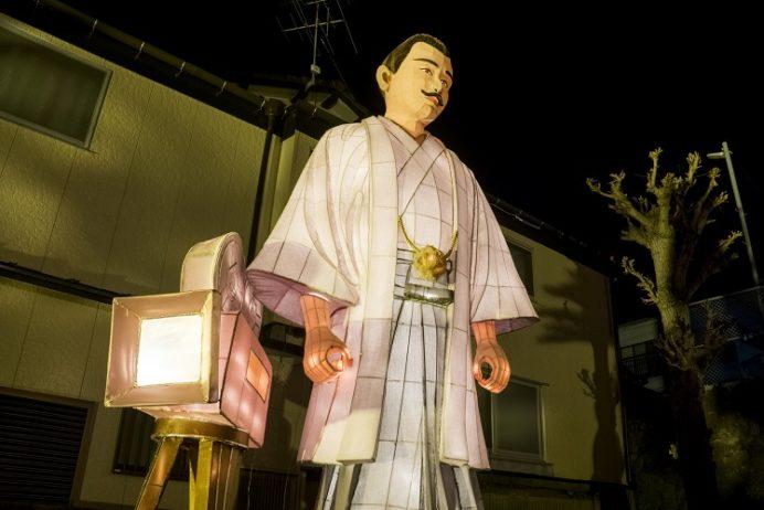 長崎ランタンフェスティバル(唐人屋敷会場)、上野 彦馬