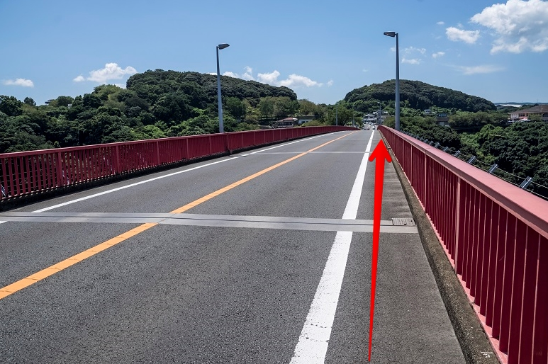 西海橋(長崎県西海市・佐世保市針尾)