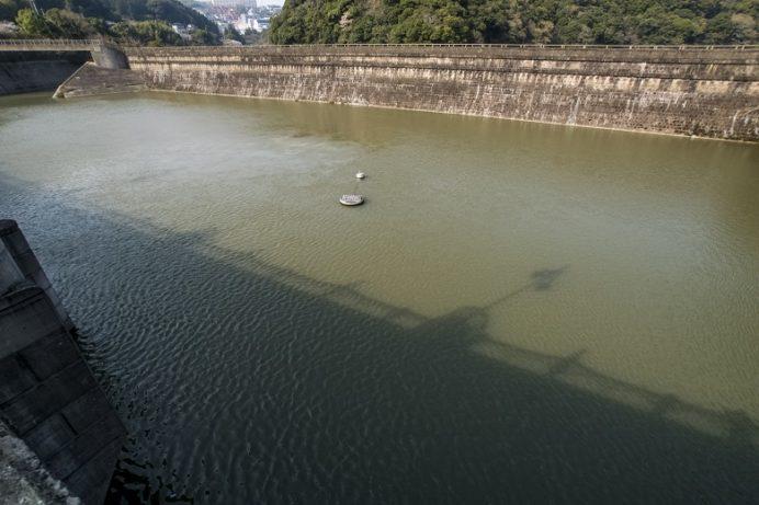 西山ダム下流公園(長崎市)