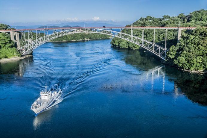 西海橋公園(長崎県西海市・佐世保市針尾)