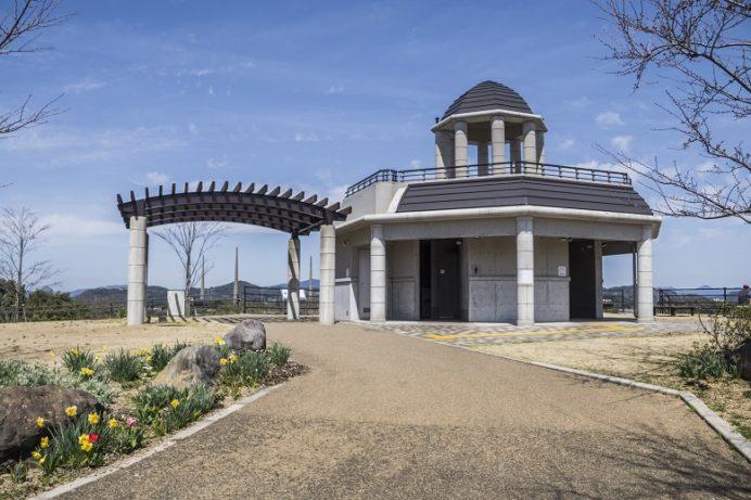西海橋公園(長崎県西海市・佐世保市針尾)、西海の丘展望台