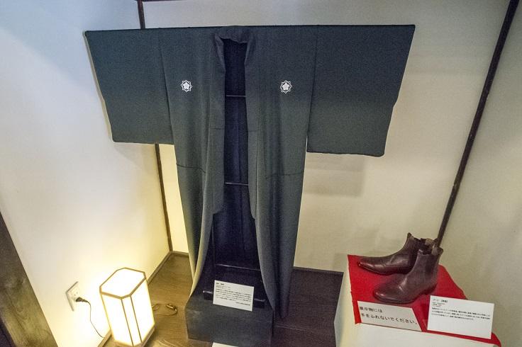 亀山社中記念館(長崎市伊良林2丁目7-24)