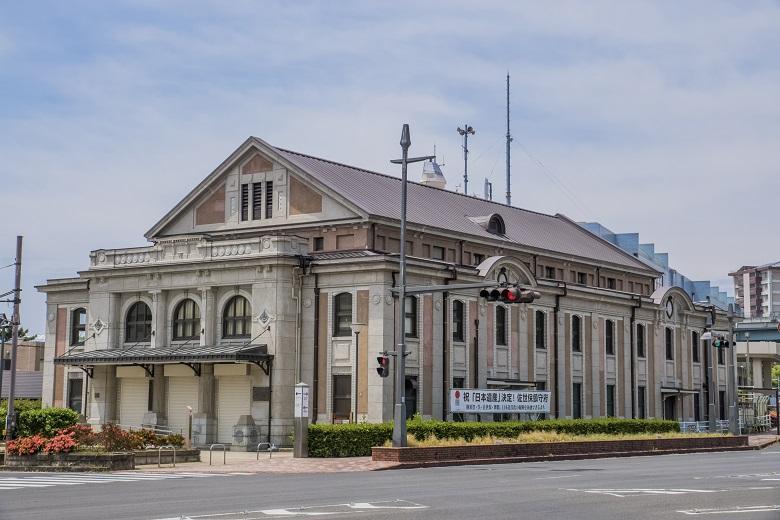 旧海軍佐世保鎮守府凱旋記念館 佐世保市民文化ホール(長崎県佐世保市)