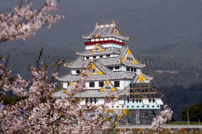 「原城跡の桜」 2020の開花は?(南島原市)【花見・駐車場情報!】