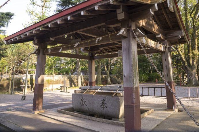 橘神社(長崎県雲仙市千々石)
