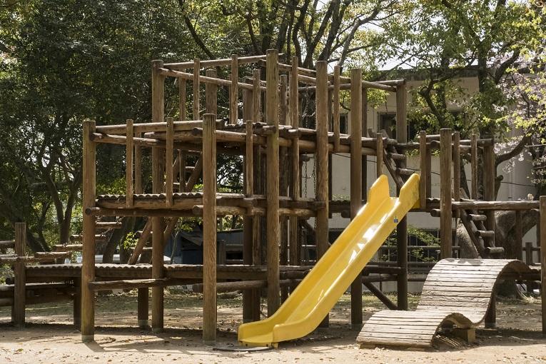 佐世保公園(長崎県佐世保市平瀬町)の遊具