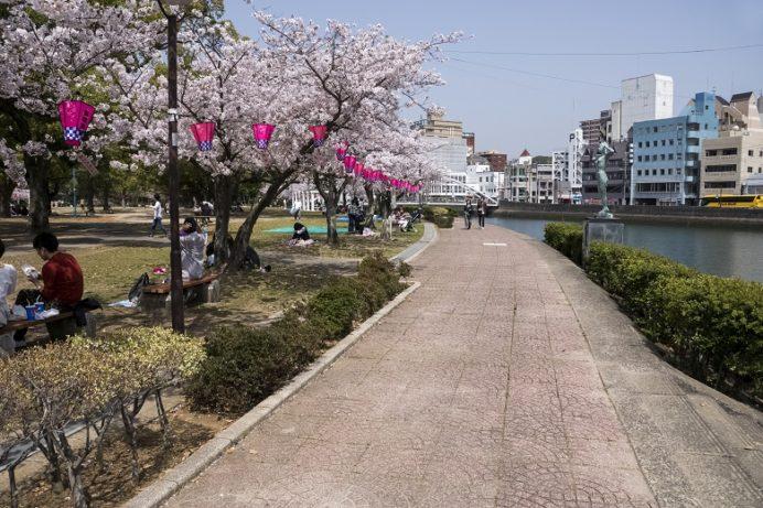 佐世保公園(長崎県佐世保市平瀬町)