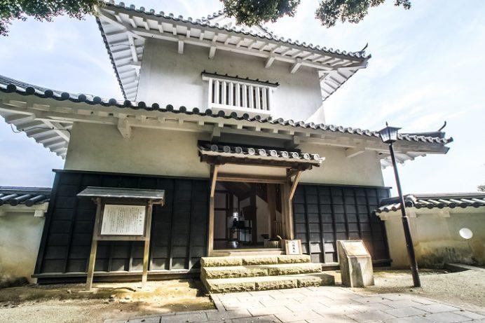 玖島城・大村公園(長崎県大村市玖島)