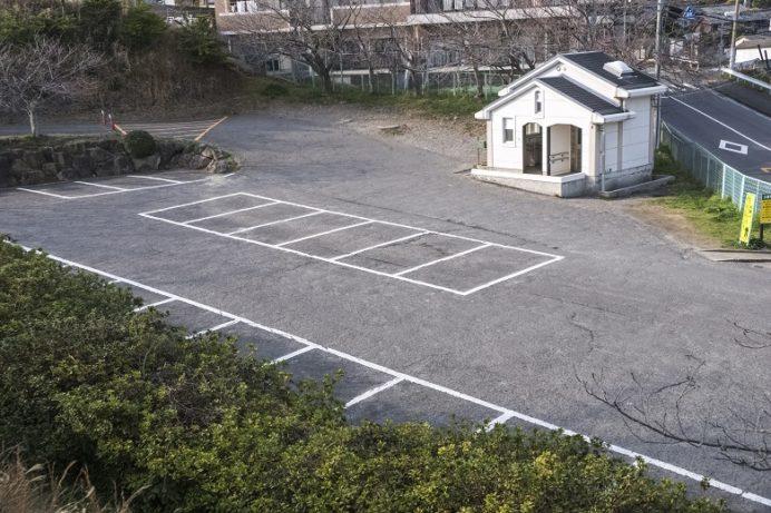 立山公園(長崎市)の駐車場