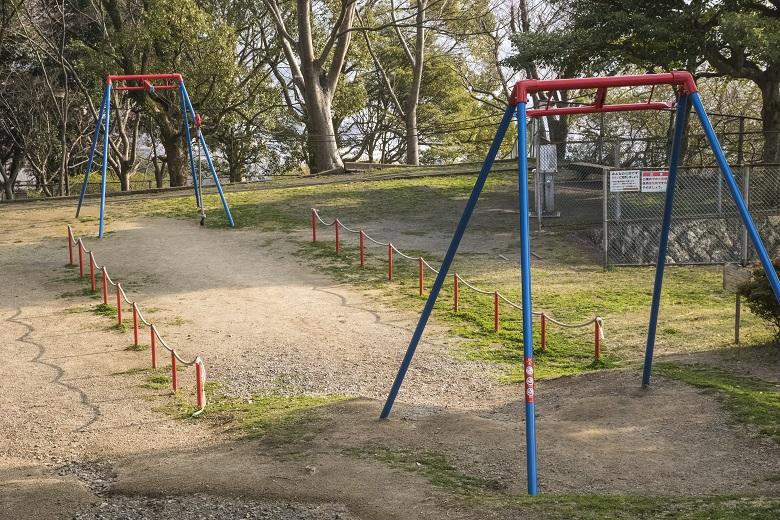 立山公園(長崎市)の遊具