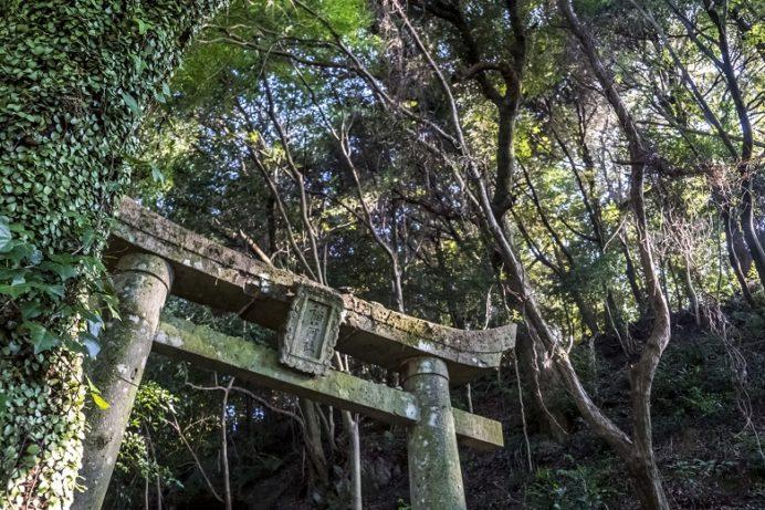 若宮稲荷神社(長崎市伊良林)