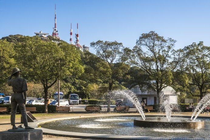 【娯楽施設が一目で分かる〈特製マップ〉】一日遊び尽くせる「稲佐山公園」(長崎市)