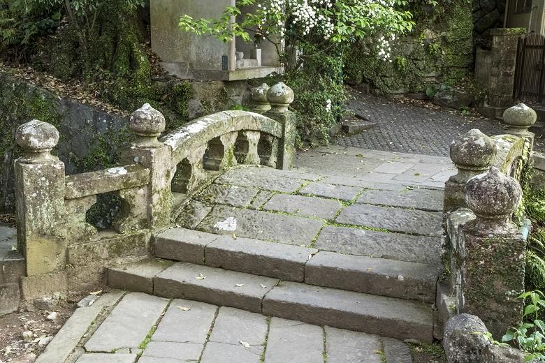 若宮稲荷神社の太鼓橋