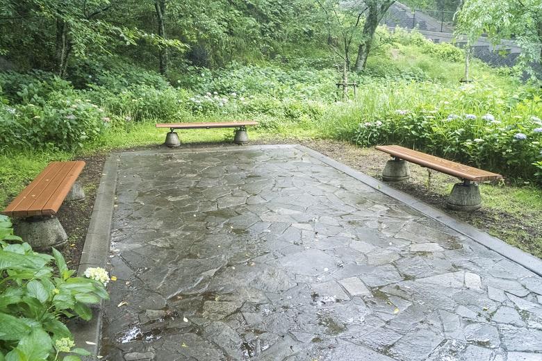 風頭公園(長崎市伊良林)のあじさい