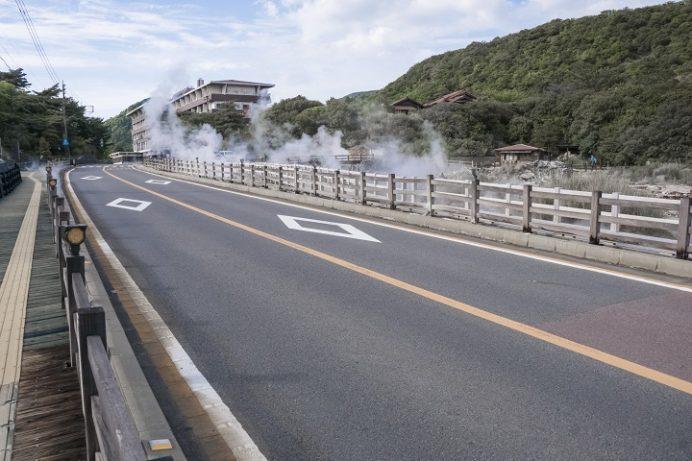 国道57号線(雲仙道路)