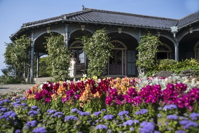旧グラバー住宅(長崎市グラバー園)、世界遺産