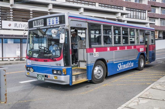 島鉄バス(雲仙行き)