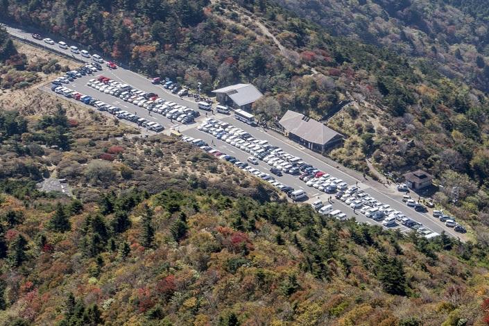 雲仙の紅葉~2時間超えの渋滞を【回避できる3つの方法】