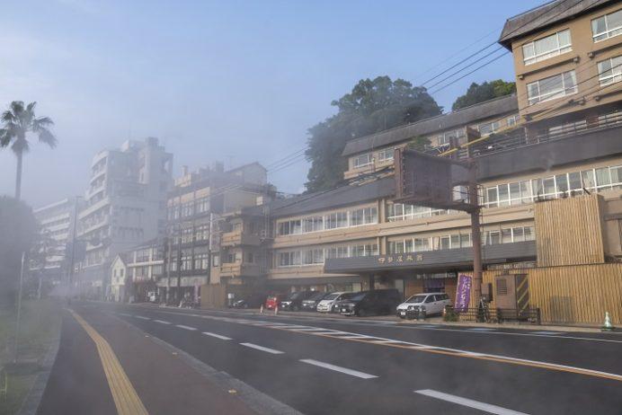 小浜温泉(長崎県雲仙市)