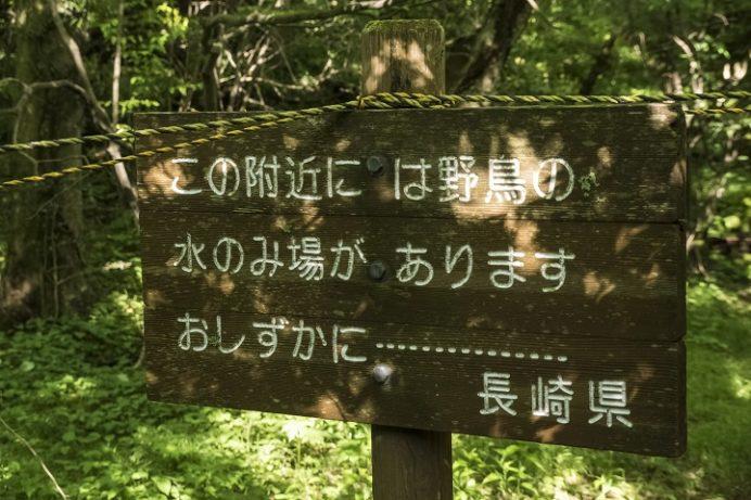 雲仙岳登山道(長崎県島原半島)、あざみ谷