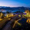 グラバー園の夜間ライトアップ2021【営業時間と日程、入場料】