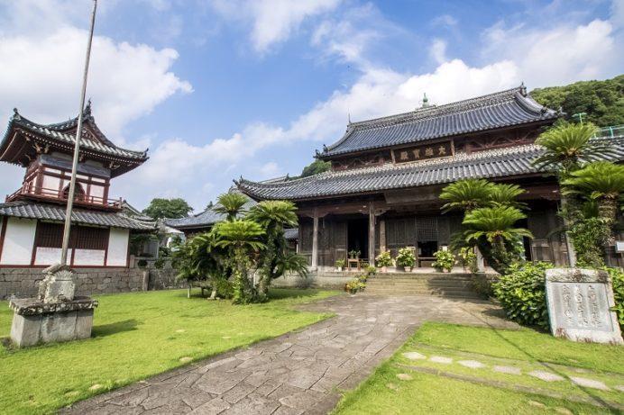 興福寺(長崎市寺町、唐寺)