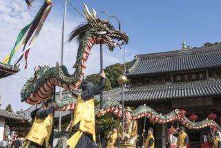 長崎ランタンフェスティバル2020【龍踊りの会場・日時】ベストはココ!