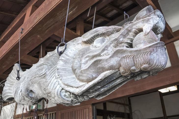 興福寺(長崎市寺町、唐寺)の飯梆(はんぼう) 、魚板・鱖魚(けつぎょ)