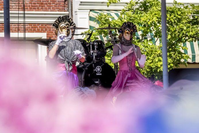 ハウステンボス(長崎県佐世保市)のあじさい祭