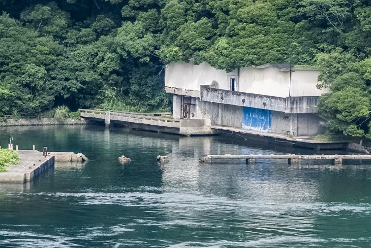 西海橋水族館 (廃墟)