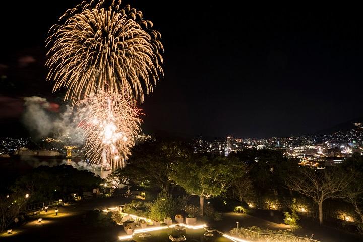 ながさきみなとまつり2019【グラバー園から花火が見れるよ!】~「撮影経験者がガチ解説!」