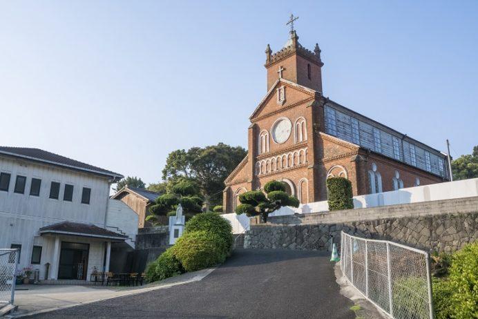 黒島天主堂(長崎県佐世保市黒島)、世界遺産