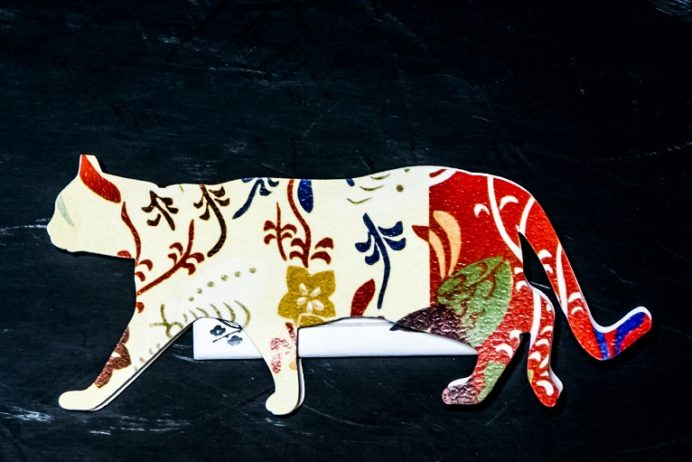 長崎尾曲がり猫神社(長崎市銀屋町)