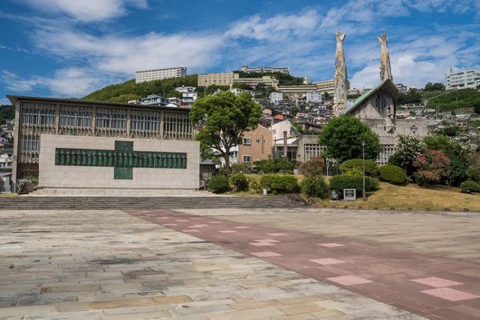 日本二十六聖人殉教地(西坂公園)・聖フィリッポ教会