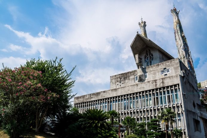 聖フィリッポ西坂教会(聖フィリッポ・デ・ヘスス教会)、長崎の教会群