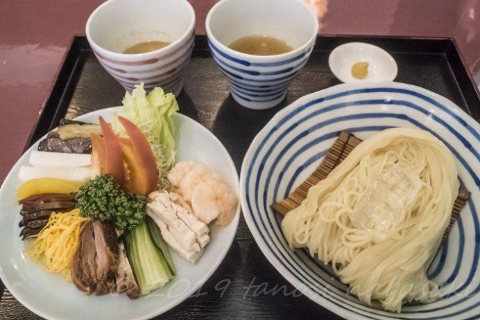 中華菜館 福壽(長崎新地中華街)の特製冷麺