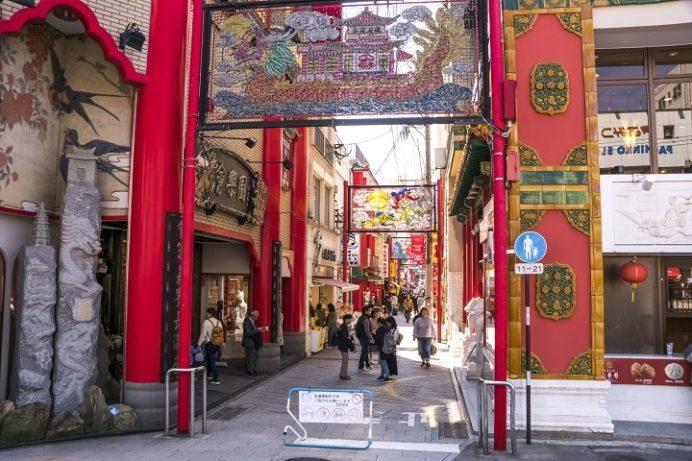 長崎新地中華街の行き方