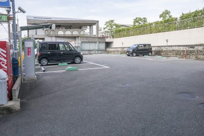 Top24パーキング 平和公園入口(平和公園の駐車場)