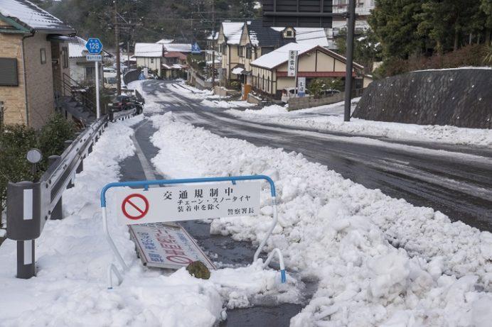 雲仙へのアクセス(冬季)