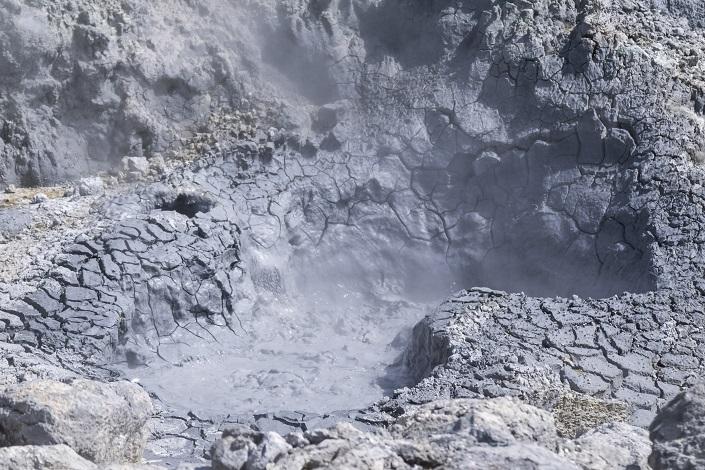 雲仙地獄(長崎県雲仙市小浜町)の邪見地獄