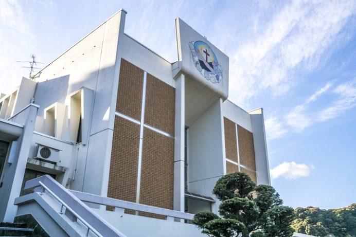 本河内教会(長崎市本河内)