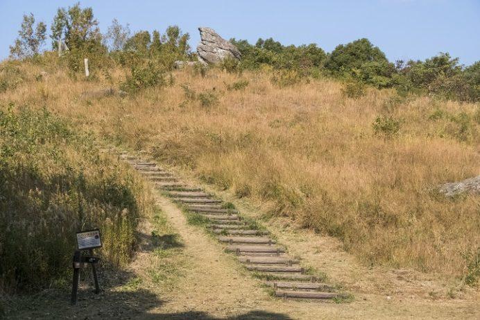 金比羅山(長崎市)の登山、トレッキング