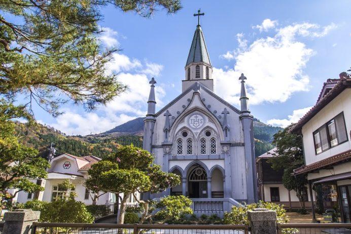 津和野教会( 島根県鹿足郡津和野町))