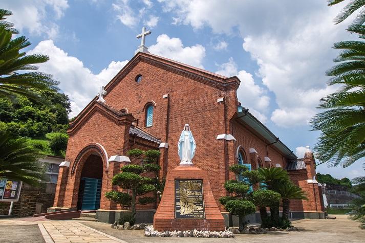 【映画 沈黙の舞台】「カトリック黒崎教会 100年の歴史」