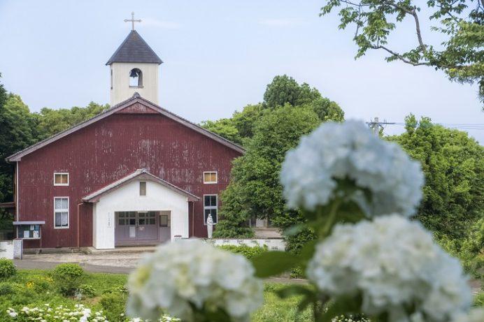 木ヶ津教会 (長崎県平戸市)