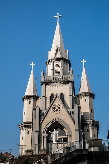 三浦町教会(長崎県佐世保市三浦町)