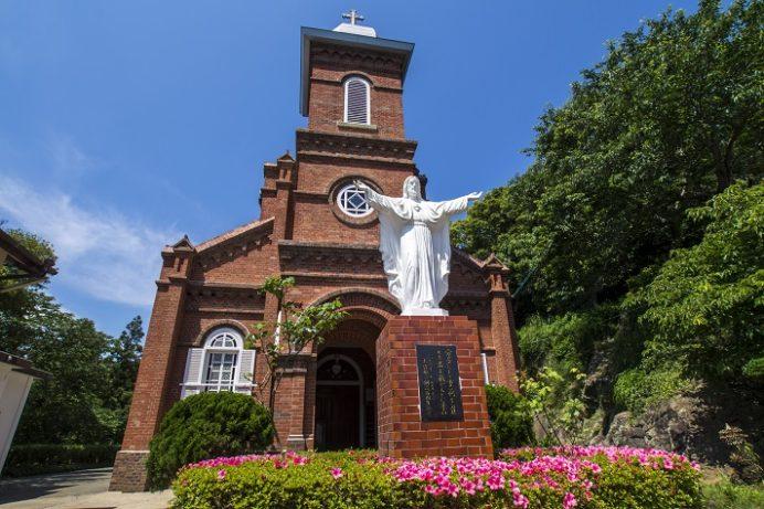 大曽教会(長崎県上五島町)