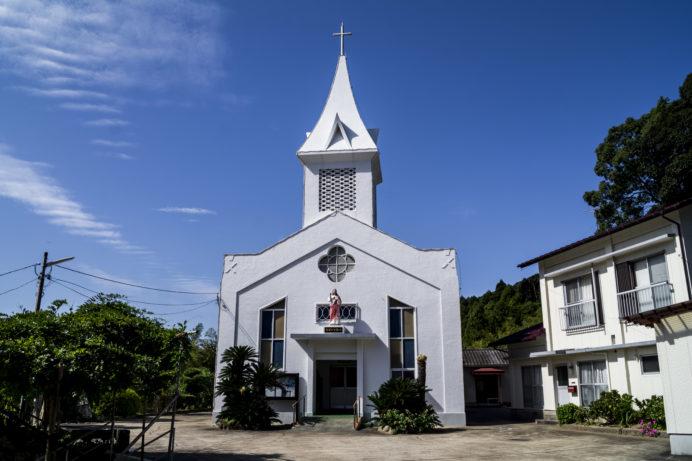 三ツ山教会(長崎市三ツ山町)